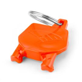 Cycra Nummerbord Sleutelhanger Oranje