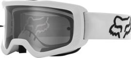 Fox Main Goggle Stray White