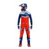 Kenny Track Pant Red Navy 2020
