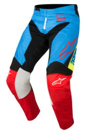 Alpinestars Racer Supermatic Pant Aqua Black