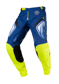 Kenny Titanium Pant Navy Neon Yellow 2021