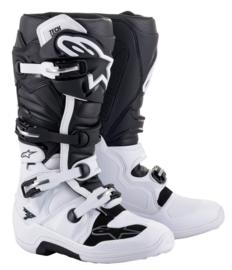 Alpinestars Tech 7 Boots White Black 2021