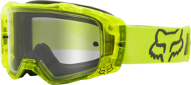 Fox Vue Mach One Goggle Fluo Yellow