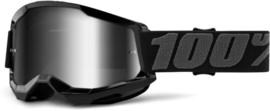 100% The Strata 2 Junior Black