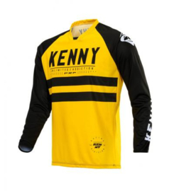 Kenny Performance Jersey  Yellow 2020