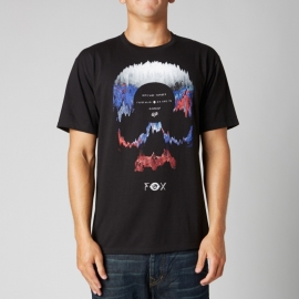 Fox Dark Deed Regular Fit Black T-shirt