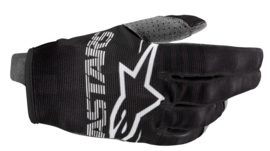 Alpinestars Youth Radar Glove White Black 2020