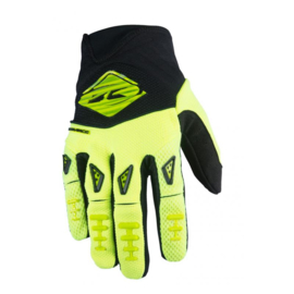 Kenny Performance Glove Fluo Yellow Black
