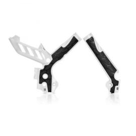 Acerbis X-Grip Framebeschermer SX/SX-F 11-15 EXC/EXC-F 12-16 Wit Zwart