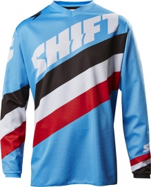 Shift White Label Jersey Tarmac Blue