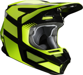 Fox V2 Hayl Helmet Flu Yellow 2020