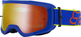 Fox Main Goggle OKTIV Blue W/ Spark Lens