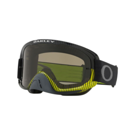 Oakley O2 Mx Frequency Gunmetal Green w/Dark Grey Lens