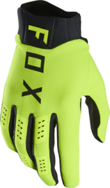 Fox Flexair Glove Flo Yellow 2022