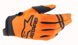 Alpinestars Radar Glove Orange Black 2021
