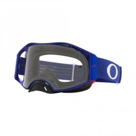Oakley Airbrake MX Moto Blue