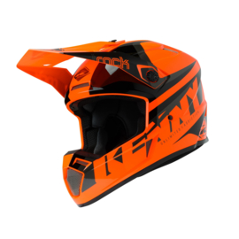 Kenny Track Helm Focus  Neon Orange 2020
