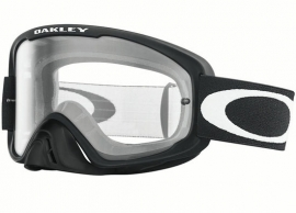 Oakley O2 Mx Matte Black w/Clear Lens