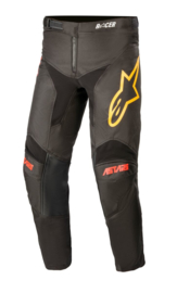 Alpinestars Racer Venom Youth Pant Black Bright Red Orange 2021