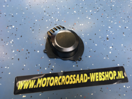 Ontstekingsdeksel Zwarte Aluminium SX85 03-12