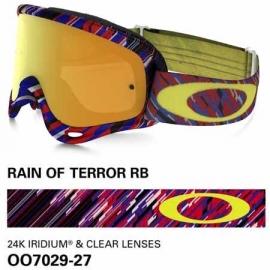 Oakley O-Frame Rain Of Terror Red Blue