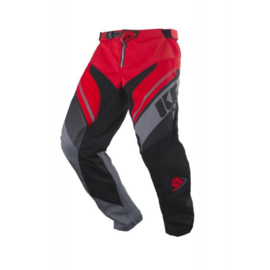 Kenny Track Pant Youth Grey Red 2018