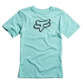 Fox Ageless SS Regular Fit Sea Blue T-shirt Jeugd