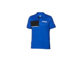 Yamaha  Paddock Blue Heren Pique Polo