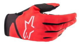 Alpinestars Radar Glove Red Black 2022