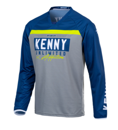Kenny Performance Jersey  Solid Navy 2021
