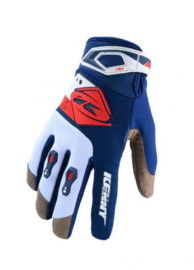 Kenny Track Glove Navy Red Black 2020