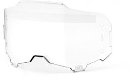 100% Armega Forecast Roll Off Clear Lens