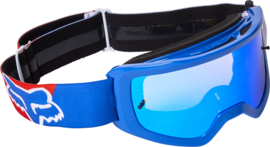 Fox Main Skew Goggle Spark White Red Blue