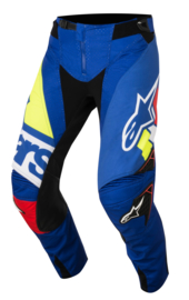 Alpinestars Techstar Factory Pant Blue Red White