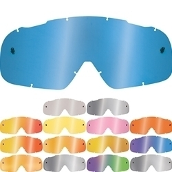 Fox Airspc lens Mirror Blue