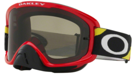 Oakley O2 Heritage Red w/Grey Lens