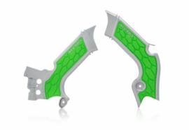 Acerbis X-Grip Framebeschermer KXF450 19-20 Grijs Groen
