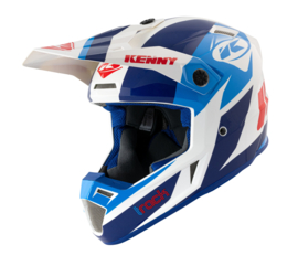 Kenny Track Graphic Helm Patriot 2021