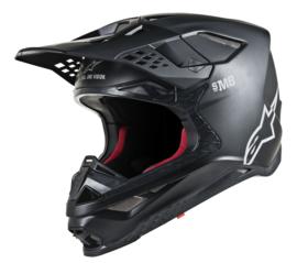 Alpinestars Supertech S-M8 Solid Helmet Black Matte