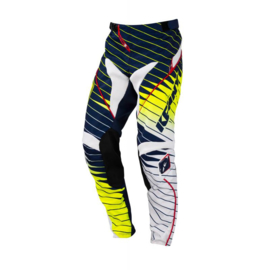 Kenny Performance Pant Youth Blue Fluo Yellow 2016
