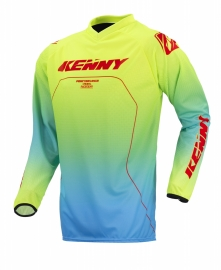 Kenny Performance Jersey Lime