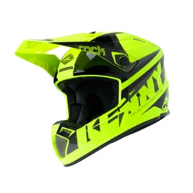 Kenny Track Helm Focus  Neon Yellow 2020