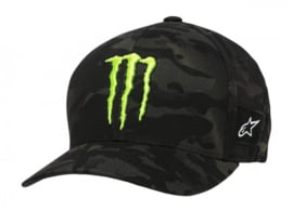 Alpinestars Monster Multicamo Black Flexfit Cap S/M