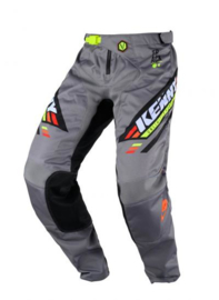 Kenny Track Pant Youth Black Grey Orange 2020