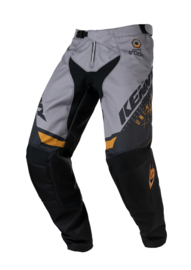 Kenny Track Pant Grey Black Gold 2021