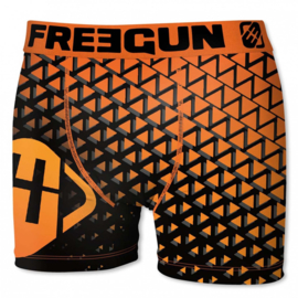 Freegun Race Orange Boxer