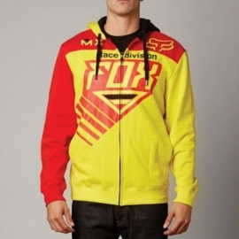 Fox Racer Zip Fleece Red