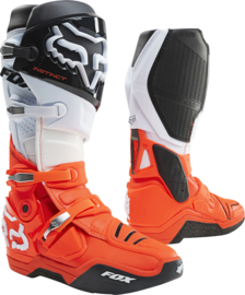 Fox Instinct 2.0 Black White Orange