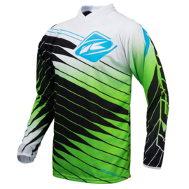 Kenny Performance Jersey Black Green 2016