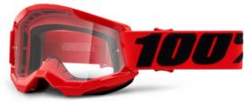 100% The Strata 2 Junior Red